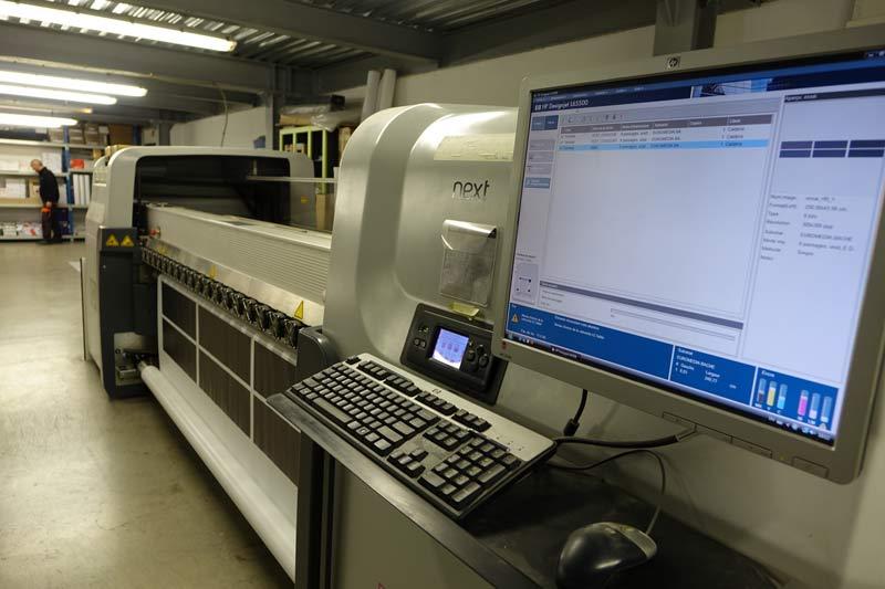 traceur ordinateur atelier signalétique